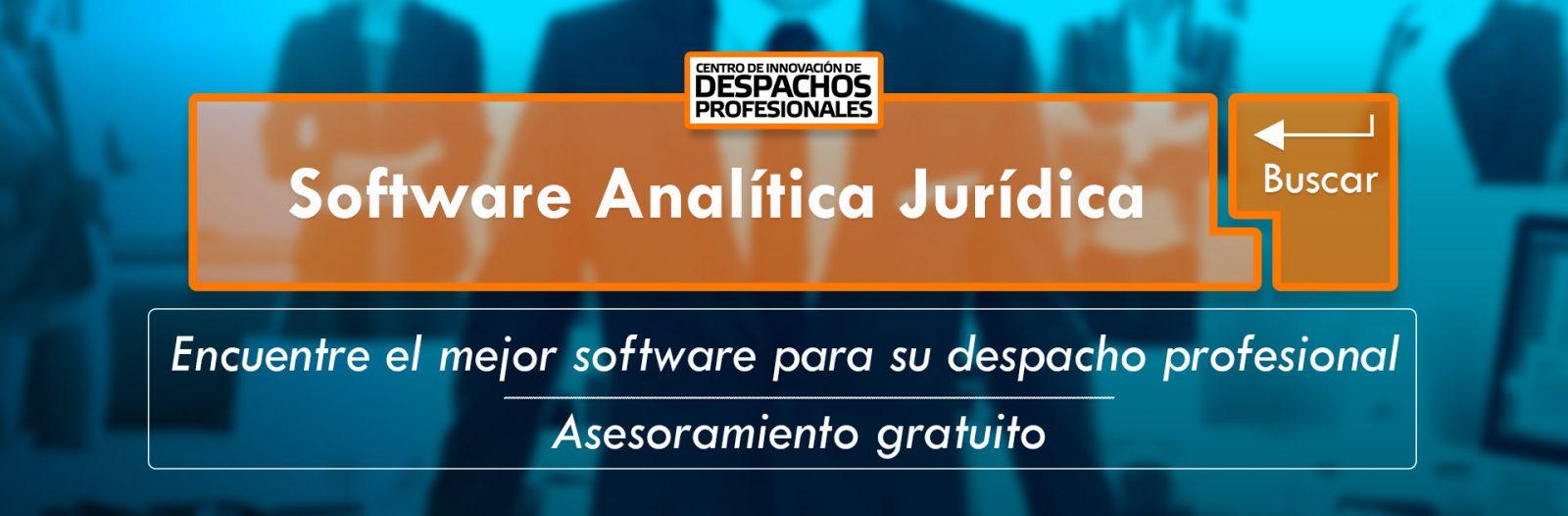 Software Analítica Jurídica