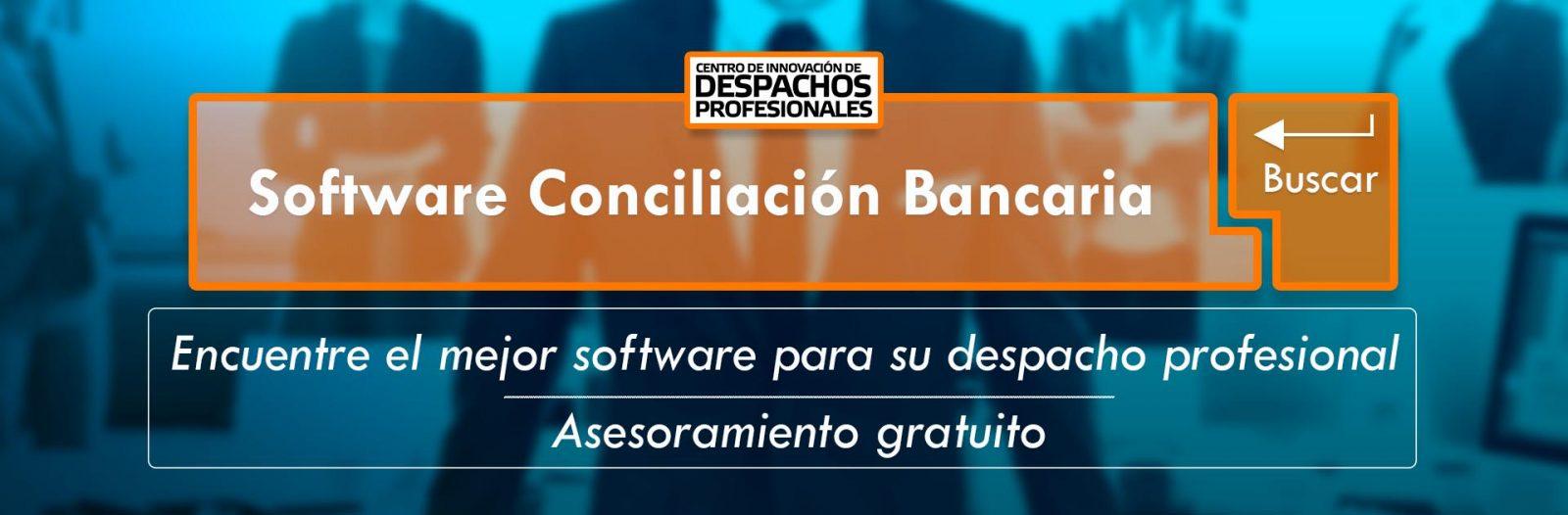 Software Conciliación Bancaria