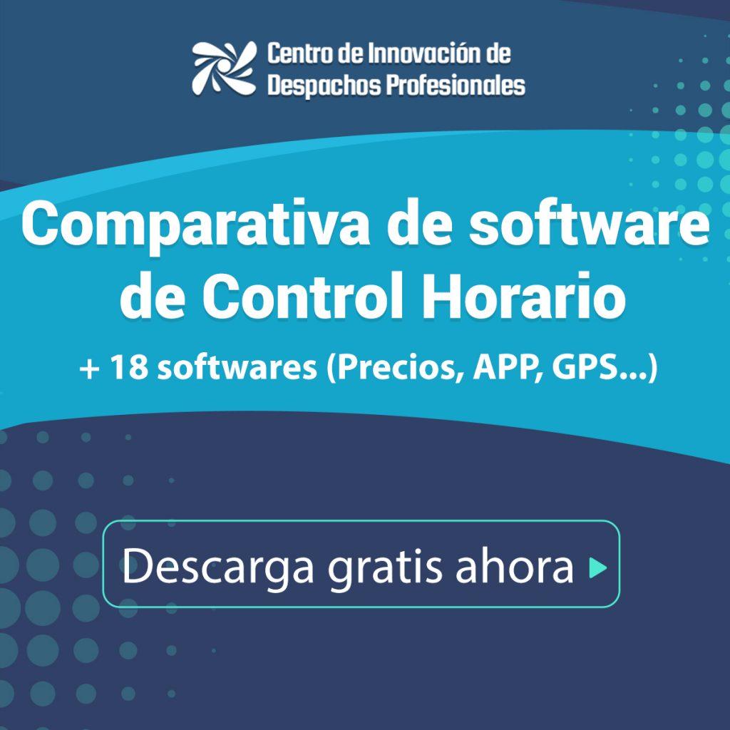 Comparativa de software de Control Horario