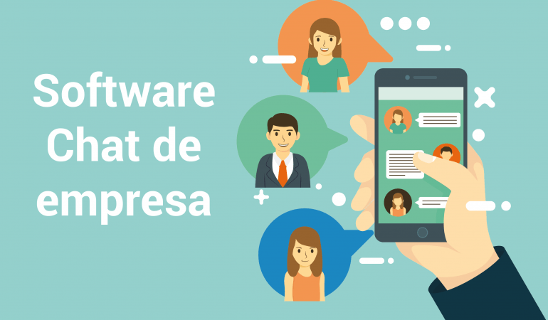 Software de chat de Empresa para Despachos Profesionales