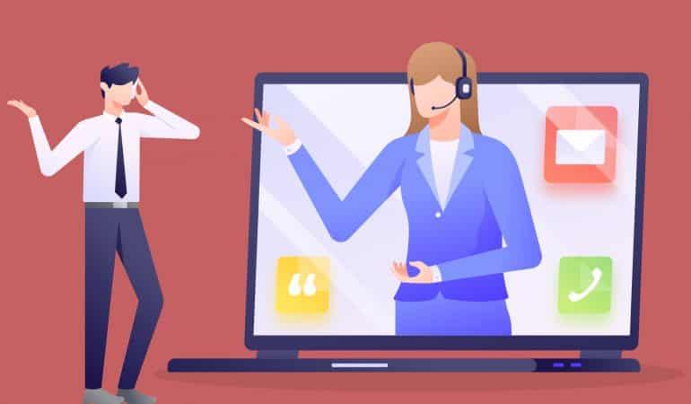 Tecnología para atención al cliente en los despachos
