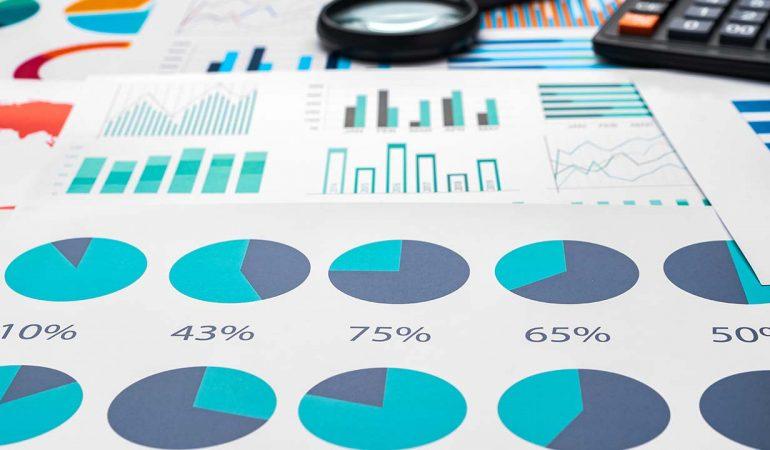 Datos estadísticos del sector jurídico y de contabilidad publicados en el 2021